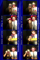 Jessica & Eric Photo Booth