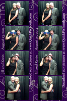 Jill & Kevin Photo Booth