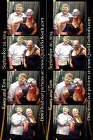Kasey & Tom Photo Booth