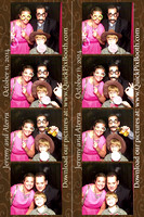 Jeremy & Aterra Photo Booth