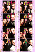Natalie & Corey Photo Booth