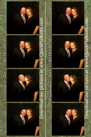 Courtney & Lee Photo Booth